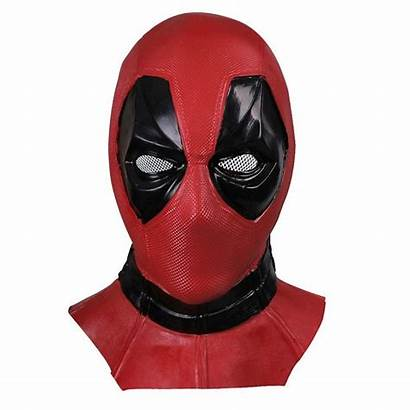 Deadpool Mask Face Marvel Halloween Cosplay Masks