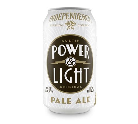 independence power and light independence brewing debuts newest canned power