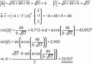 Vektoren Rechnung : rechengesetze f r vektoren in koordinatendarstellung ~ Themetempest.com Abrechnung