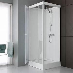 Cabine De Douche 70x70 : cabine de douche leda access porte pivotante espace aubade ~ Dailycaller-alerts.com Idées de Décoration