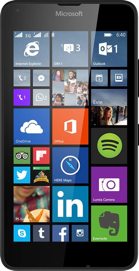 microsoft lumia 640 adapt 233 pour windows 10 fiche