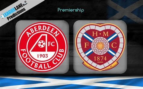 Aberdeen vs Hearts Predictions Betting Tips & Match Preview