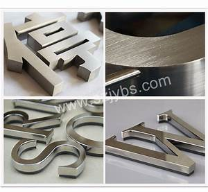 laser welding metal decorative letters mirror stainless With weldable steel letters