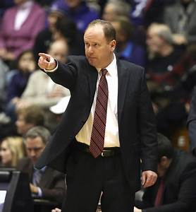 "Wisconsin coach Greg Gard: ""I think our league is ..."