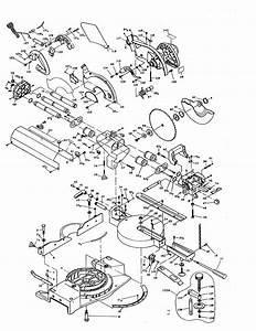 Craftsman 137285940 Miter Saw Parts