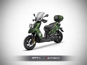 Aprilia Sr 125 : aprilia sr 125 adventure scooter imagined rendering autobics ~ Medecine-chirurgie-esthetiques.com Avis de Voitures