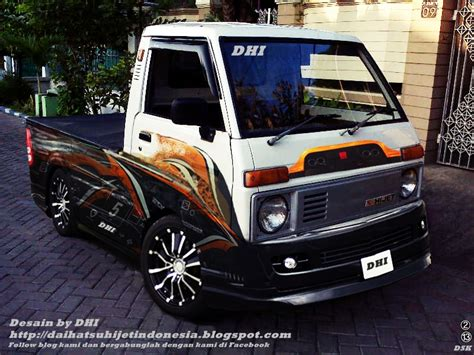Modifikasi Mobil T120ss by Foto Modifikasi Mobil Up Ceper L300 T120ss Suzuki