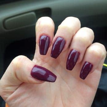 long nails    reviews nail salons