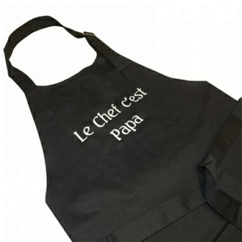tablier de cuisine personnalisé homme beaucoup de variante en photos de votre tablier personnalisé