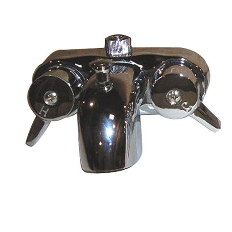 claw tub faucets pegasus 2 handle claw foot tub faucet in polished chrome