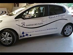 Peugeot Clermont L Herault : marquage vehicules p zenas marquage vehicules m ze rp enseignes professionnel de l 39 impression ~ Gottalentnigeria.com Avis de Voitures