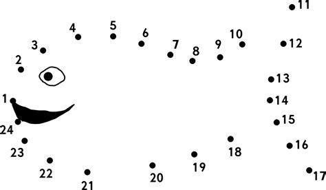 Connect The Dots With Numbers Pictures  Loving Printable