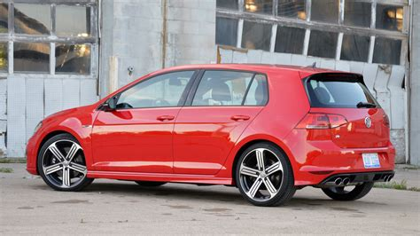 Volkswagon Golf Reviews by Review 2016 Volkswagen Golf R