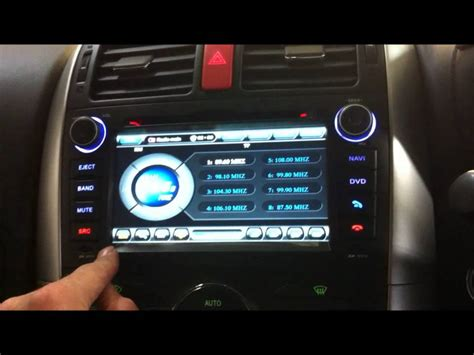 Toyota Gps Navigation System Oem Replacement