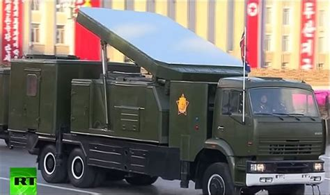 Batteria Kn Mobile by Kn 06 Pongae 5 Surface To Air Defense Missile System