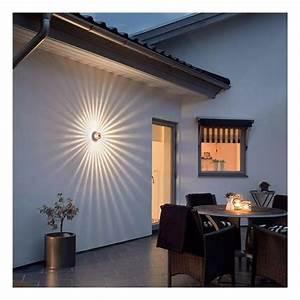Luminaire Exterieur Pas Cher : applique exterieur ou plafonnier dona led cuivre achat ~ Dailycaller-alerts.com Idées de Décoration