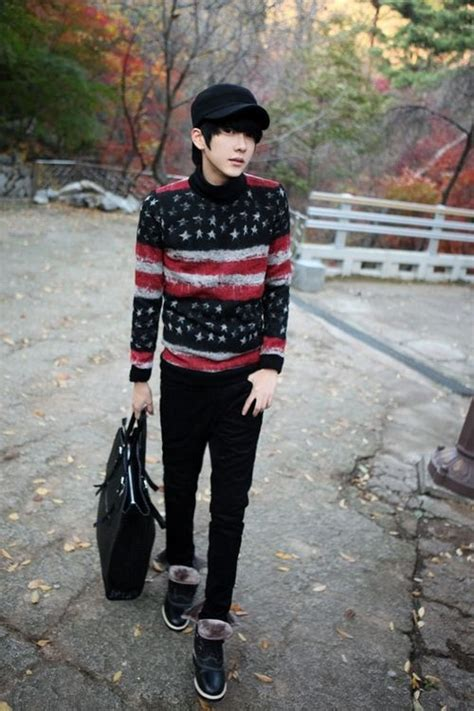 Outfit Ulzzang Boy