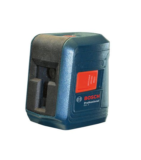 rotary laser level bosch gll 2 self leveling cross line laser level with