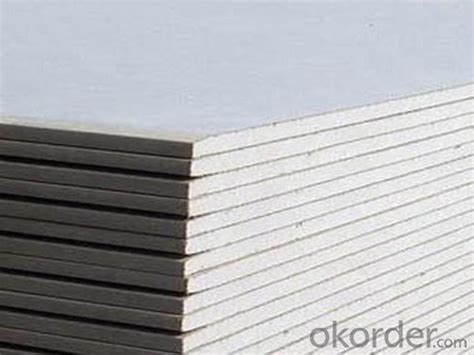 buy gypsum board cheap roofing material fireproof exterior