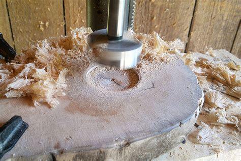 Eine Treibholzuhr Selbst Bauentueftler-und