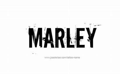 Marley Tattoo Designs Colors