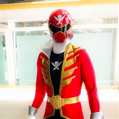 Megaforce Cosplay Gokai Rangers Power Spd Dvd