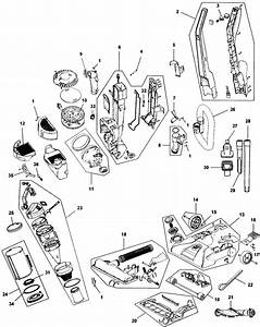 Hoover Uh70240 Windtunnel Paws Vacuum Repair Parts