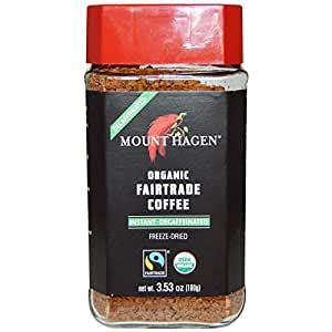 You'll be like oh, right) did a grub street diet where he detailed his eating habits. Amazon.com : Mount Hagen, Coffee Decaf Freeze Dried Organic, 3.53 Ounce : Grocery & Gourmet Food
