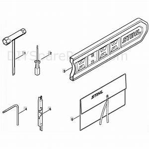 Stihl Ms 211 Chainsaw  Ms211c  Parts Diagram  Tools