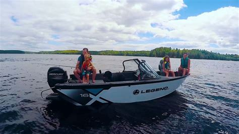 Legend Boats Youtube by 2017 Top Fish And Ski Boats By Legend Boats X16 Youtube