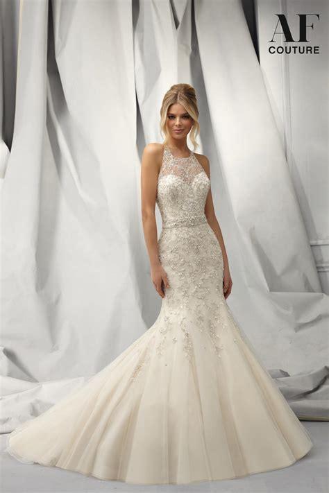 El vestido de novia que te hará ver hermosa según tu ceurpo