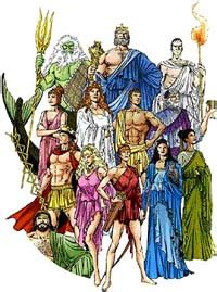 greek gods  goddesses introduction