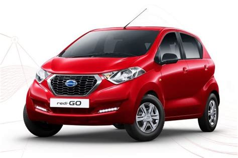 Datsun Car : 2019 Datsun Redigo Gets Updated Safety Features