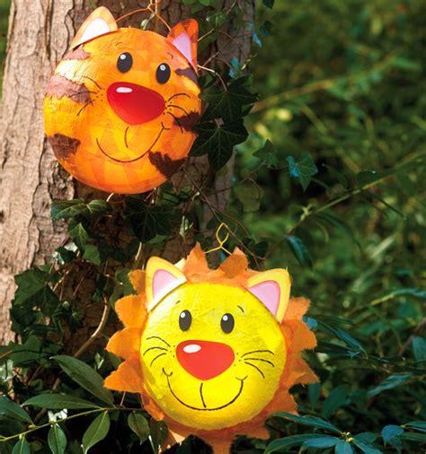 freche laternen fuer jungs laterne basteln luftballon kinderleichte laternen basteln und