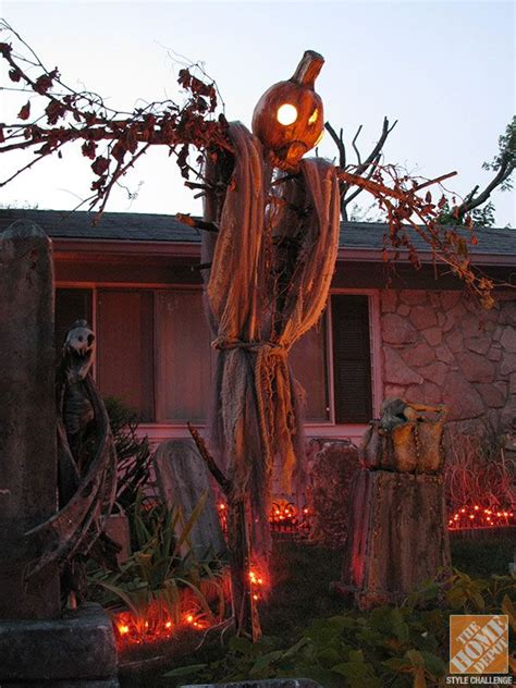 fantastically creepy halloween decorations neatorama