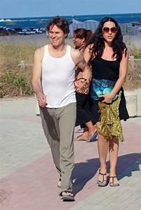 Giada Colagrande in Willem Dafoe and Wife Giada Colagrande ...