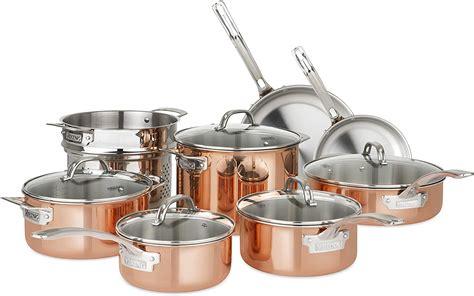 copper cookware set reviews  home life