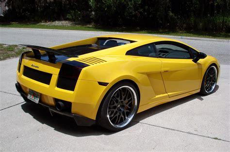 Lamborghini Gallardo by Heffner Peformance Builds 930 Hp Turbo Lamborghini