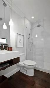 Badezimmer Grauer Boden Weiße Wand : duschw nde designs die dusche abgrenzen ~ Bigdaddyawards.com Haus und Dekorationen