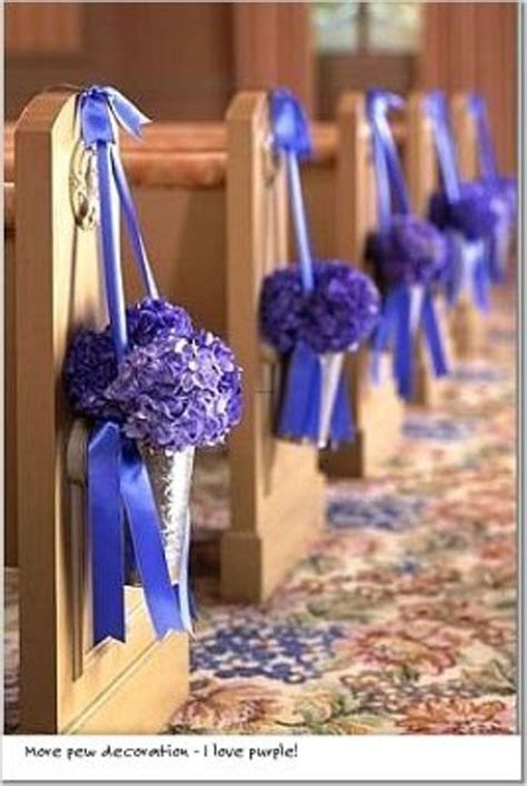 church and ceremony pew decorations catholic wedding help