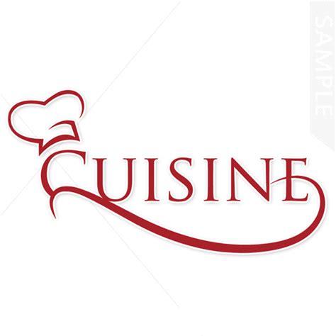 logo chef de cuisine cuisine logo design