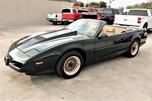 1992 Pontiac Trans Am Convertible 0 Miles Green 5 0l V8