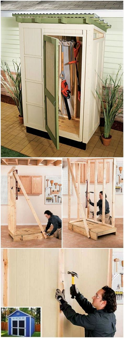 Very cool shed plans 12x16 ideas #shedplans #
