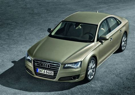 New 2011 Audi A8 Revealed Official Details, Photos And