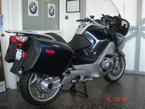 2013 Bmw R1200rt Low Seat/suspension Touring For Sale On