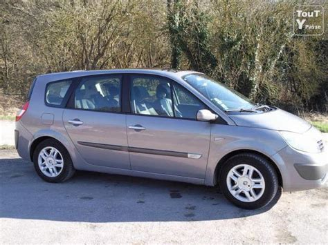 voiture 7 places grand coffre renault grand scenic 7 places coffre mitula voiture