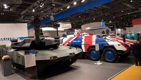 Cincin Leopard 1021 dsei 2017 defense update defense update