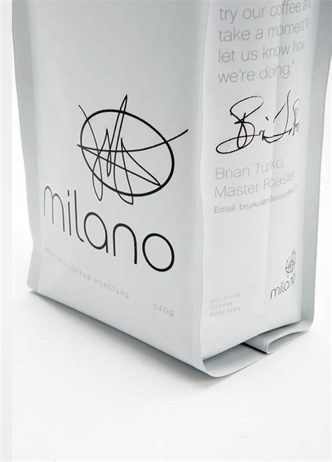 Milano, dolce, pascolo 250g beans are available from calliope road superette, 31 calliope road devonport. Take your Milano beans home with you. It's heaven in a bag! | Milano, Coffee, Basting