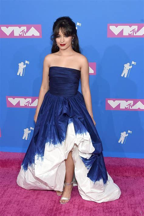 Camila Cabello Strapless Diva The Mtv Vmas