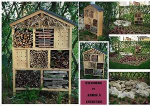 Nichoir A Insecte : nichoirs et abris insectes photo de 6 brin divers ~ Premium-room.com Idées de Décoration